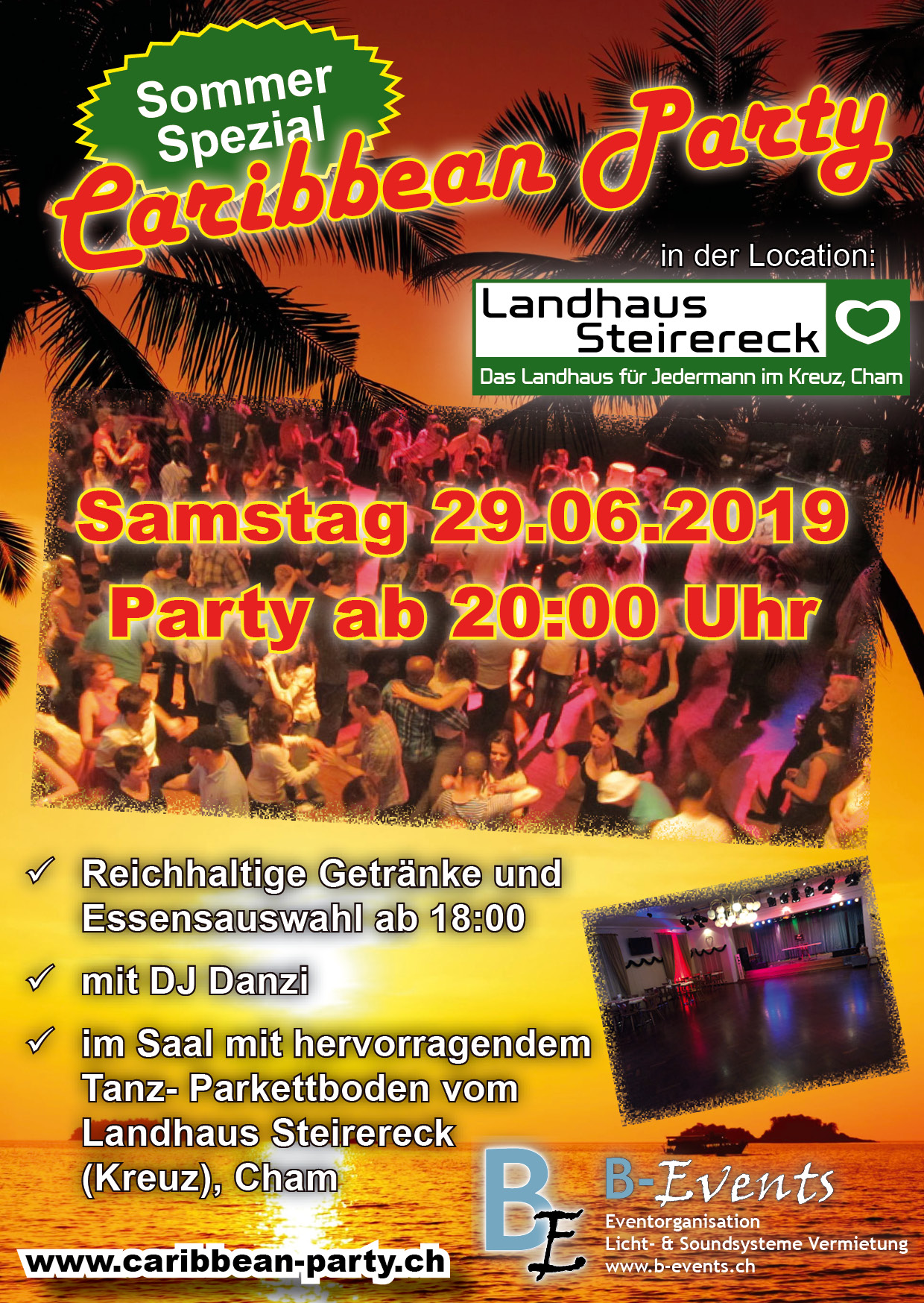 Flyer Caribbean Nights Steirereck 2019 190629 V03b