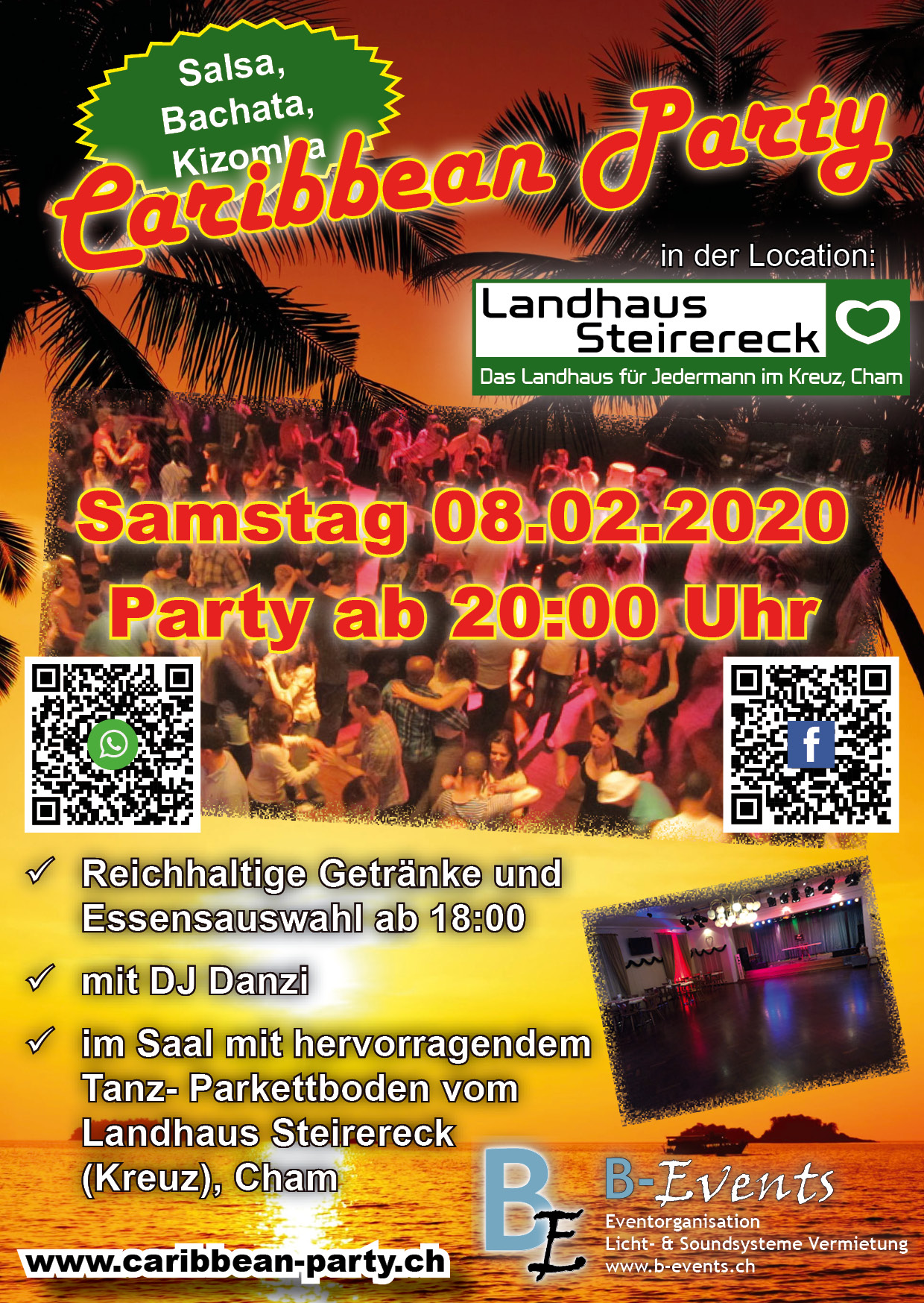 Flyer Caribbean Nights Steirereck 2020 V01 200208 2